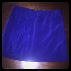 Zara Basic women's mini skirt SZ M